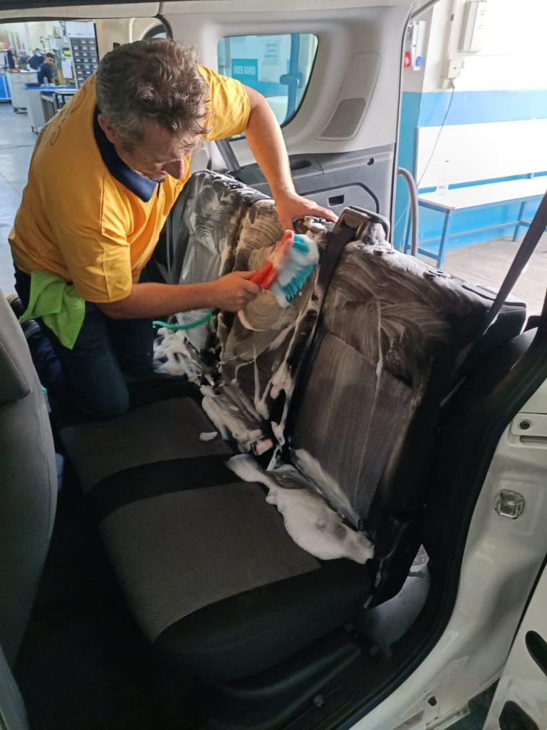 filo araç temizliği